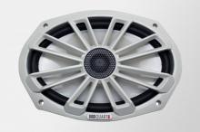 "NK1-169 Nautic Speaker Sys:  6x9"" 2-way coaxial"